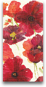 Red And Orange Poppi...<span>Red And Orange Poppies II Crop I - 12x24</span>