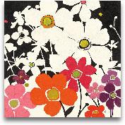 Flower Power - 18x18