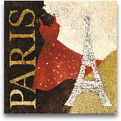 Paris Dress - A Day ...<span>Paris Dress - A Day In The City - 12x12</span>