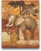 Animals On Safari IV...<span>Animals On Safari IV - 11x14</span>