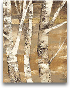Wandering Through Th...<span>Wandering Through The Birches II - 22x28</span>