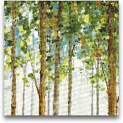 Forest Study II - 18x18