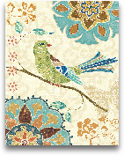 Eastern Tales Birds ...<span>Eastern Tales Birds II - 11x14</span>
