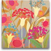 Floral Folio I