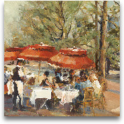 Lunch On The Champs ...<span>Lunch On The Champs Elysees</span>