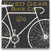 Fixed Gear Bike Co. ...<span>Fixed Gear Bike Co. - 12x12</span>
