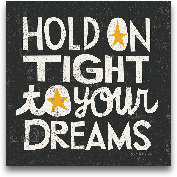 Hold On Tight - 12x12