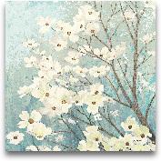 Dogwood Blossoms I -...<span>Dogwood Blossoms I - 24x24</span>