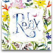 Relax - 12x12