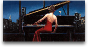 Lady In Red - 39.75x20