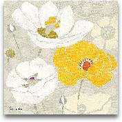 Sunshine Poppies I S...<span>Sunshine Poppies I Square - 18x18</span>