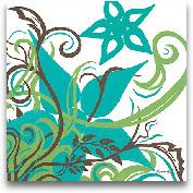 Floral Twist II