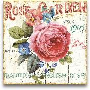 Rose Garden I - 35x35