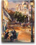 Twilight Time In Par...<span>Twilight Time In Paris - 22x28</span>