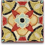 Bohemian Rooster Til...<span>Bohemian Rooster Tile Square IV - 12x12</span>