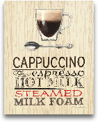 Cappucino - 11x14