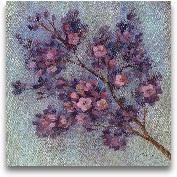 Twilight Cherry Blos...<span>Twilight Cherry Blossoms II - 18x18</span>
