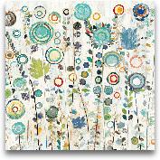 Ocean Garden I Squar...<span>Ocean Garden I Square - 27x27</span>