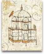 Bird Cage I - 11x14
