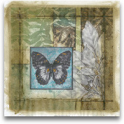 Stained Glass Butter...<span>Stained Glass Butterfly IV</span>