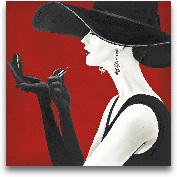 Haute Chapeau Rouge ...<span>Haute Chapeau Rouge II - 18x18</span>