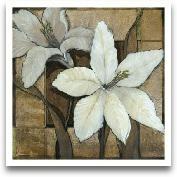 Embellished Lilies I