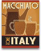 Deco Coffee II - 11x14
