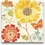 Spice  Bouquet III -...<span>Spice  Bouquet III - 18x18</span>