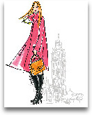 Colorful Fashion I -...<span>Colorful Fashion I - London 11x14</span>