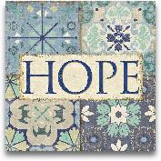 Santorini II - Hope ...<span>Santorini II - Hope 12x12</span>