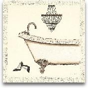 Emily's Boudoir I Ba...<span>Emily's Boudoir I Bath - 12x12</span>