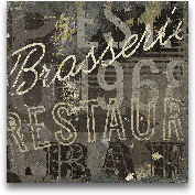 Restaurant Sign I - ...<span>Restaurant Sign I - 18x18</span>