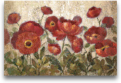 Daydreaming Flowers ...<span>Daydreaming Flowers Red - 36x24</span>