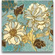 Sophias Flowers I Bl...<span>Sophias Flowers I Blue - 24x24</span>