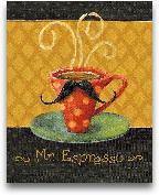 Cafe Moustache III -...<span>Cafe Moustache III - 8x10</span>