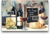 Les Fromages - 36x24