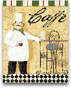 Chef's Break III - 8x10
