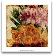 Vibrant Floral II