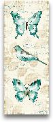 Wing Prints II - 8x20