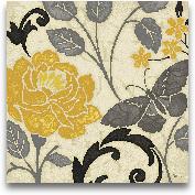 Perfect Petals I Yel...<span>Perfect Petals I Yellow- 18x18</span>