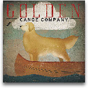 Golden Dog Canoe Co....<span>Golden Dog Canoe Co. - 12x12</span>