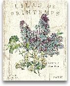 Lilas De Printemps -...<span>Lilas De Printemps - 16x20</span>