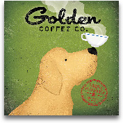 Golden Dog Coffee Co...<span>Golden Dog Coffee Co. 12x12</span>