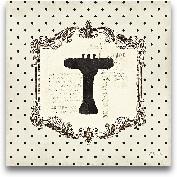Cartouche Sink - 12x12