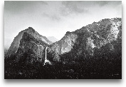 Sun And Snow - Brida...<span>Sun And Snow - Bridalveil Fall - 36x24</span>