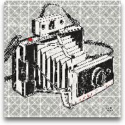 Vintage Analog Camer...<span>Vintage Analog Camera - 12x12</span>