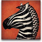 Zebra WOW - 12x12
