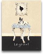 Le Growl - 11x14