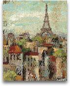 Spring In Paris II -...<span>Spring In Paris II - 16x20</span>