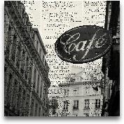 Cafe - 12x12
